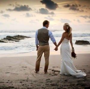 Costa Rica beaches are top wedding destination