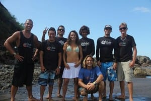Del Mar's certified team of surfing instructors