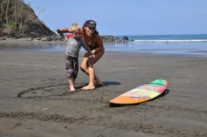 Give kids the gift of surfing with Del Mar Surfing Academy Kids' Club