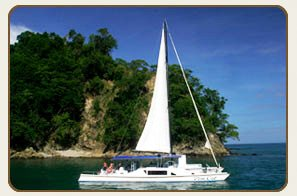 Valle Dorado Tours Costa Rica - Manuel Antonio catamaran tour
