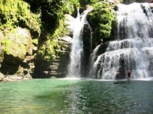 Valle Dorado Tours Costa Rica - Bijagual Waterfall