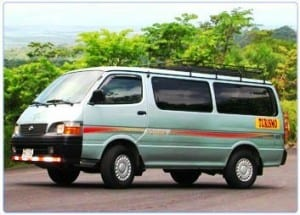 Trans Mira Tours is an excellent Costa Rican transport company