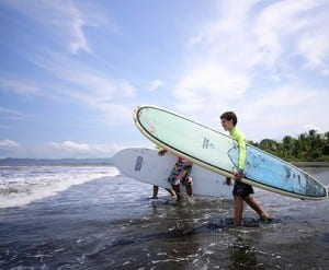 Del Mar Surfing Academy in Costa Rica for teens