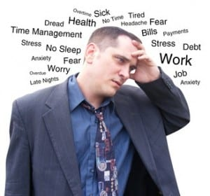 Long-term stress can negatively affect our health