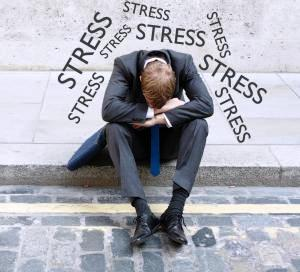Stress relief is a matter of life or death