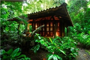 Playa Nicuesa Rainforest Lodge is a poster example of Costa Rica's eco-tourism fame