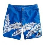 Cool board shorts by Quiksilver are perfect for Costa Rica's waves