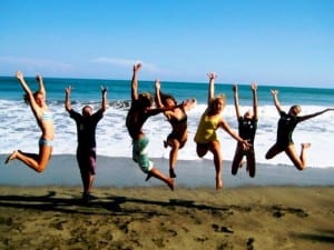 Go on en empowering vacation with Del Mar Surf Camp in Costa Rica