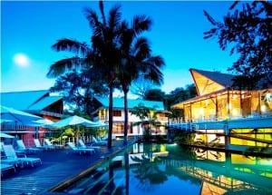 Boutique hotel L'Acqua Viva in Costa Rica's Nosara beach