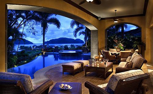 The good life at Los Suenos Resort in Costa Rica