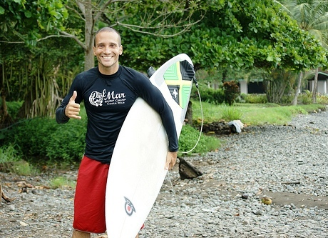Teens learn Spanish, surfing & a new culture in Costa Rica with Del Mar Surfing Academy