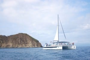 Planet Dolphin catamaran sailing & snorkeling tour in Manuel Antonio, Costa Rica