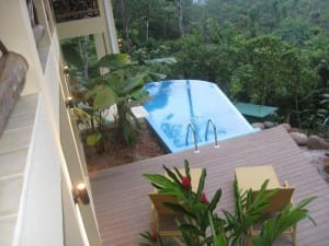 Enjoy fantastic vacation home rentals at Portasol near Manuel Antonio, Costa Rica