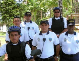 Costa Rica's Tourist Police Force work all over the country keeping tourists safe