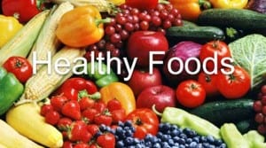 Choose healthy foods to maintain optimal athletic performance