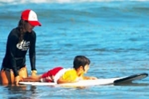 Give the kids a lifetime experience of fun on a Costa Rica family surf vacation