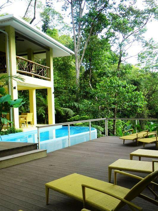 Jungle LIving at Portasol - Casa Mono Loco vacation rental, Costa Rica