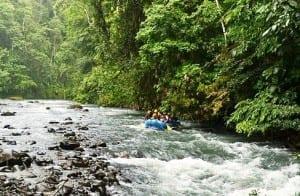 Sarapiqui River rafting, Costa Rica / photo by Rios Tropicales