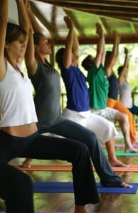 Yoga retreats at Hotel Tropico Latino in Costa Rica
