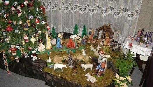 Christmas traditions in costa rica enchanting costa rica - Dibujos de nacimientos de navidad ...