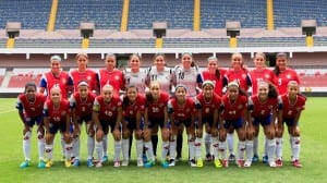 Costa Rica Under-17 Women's National Football Team