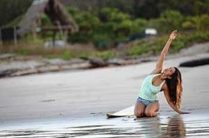 Yoga-surf retreat Women's Quest at Pranamar