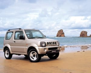 Car rental 4WD Costa Rica