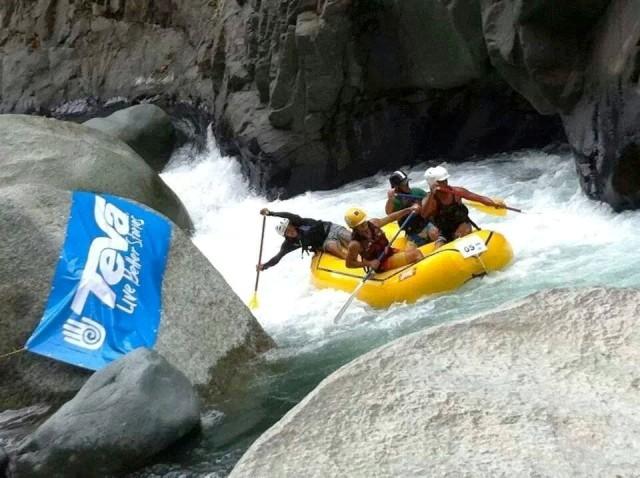 Copa Teva Rafting Rio Naranjo