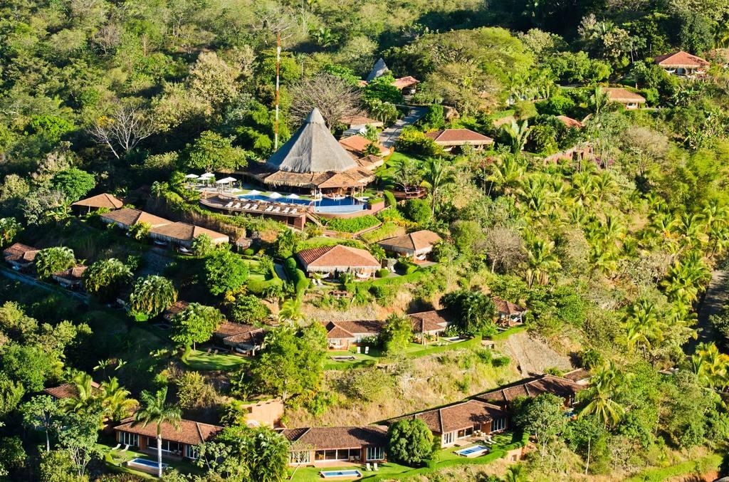 Hotel Punta Islita designed by Ronald Zurcher, Costa Rica