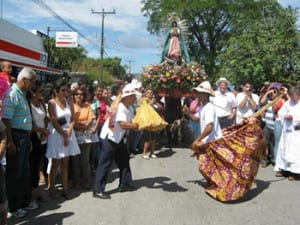 Festival of the Yeguita dance, image by Voice of Guanacaste
