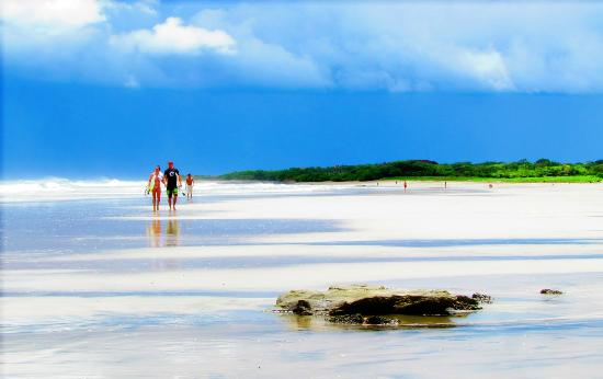 Tamarindo Playa Avellanes Costa Rica
