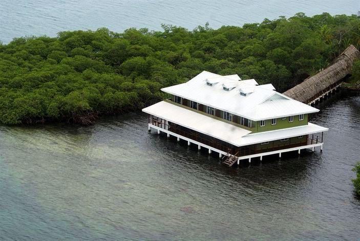 Laguna Azul eco-hotel, Bocas del Toro, Panama