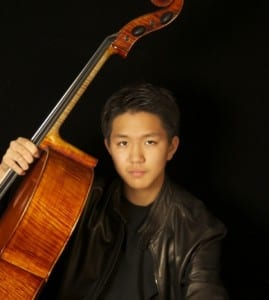 U.S. cellist Justin Koga to perform in Santa Teresa Costa Rica