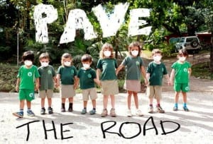 Pave the Road initiative in Costa Rica