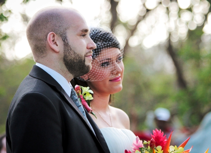 Wedding at Hacienda Guachipelin, Guanacaste, Costa Rica