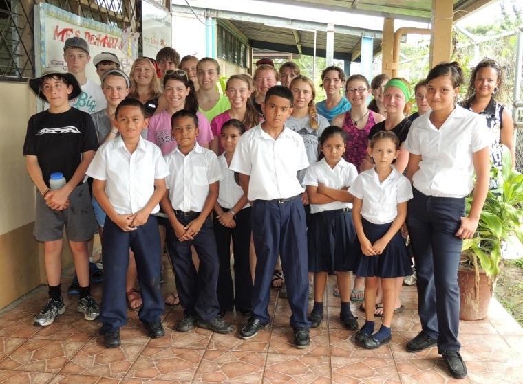 Veragua Rainforest Eco-Adventure in Costa Rica social programs