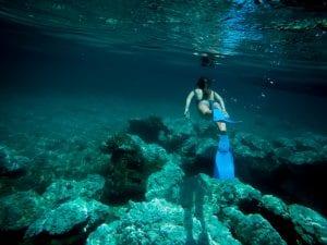 Snorkeling in Costa Rica