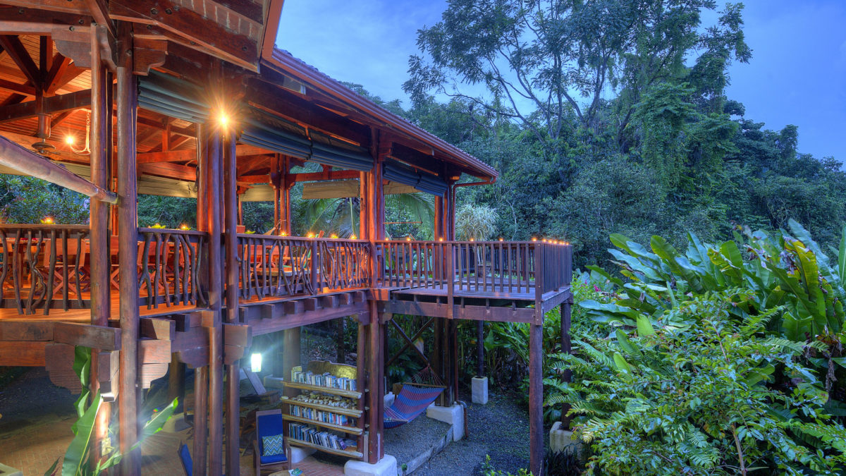 "When our treasured guests recognize ""going the extra mile"" by our wonderful staff, we feel a sense of pride and motivates us to continue making their stay like they are at home immersed in the rainforest!"
