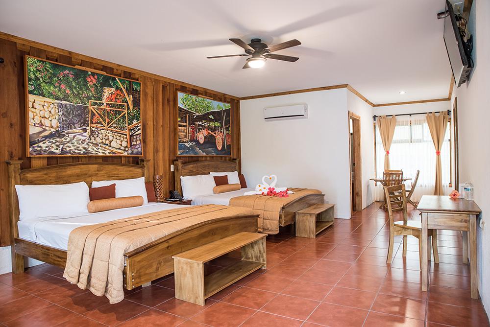 Legacy Suites at Hotel Hacienda Guachipelin
